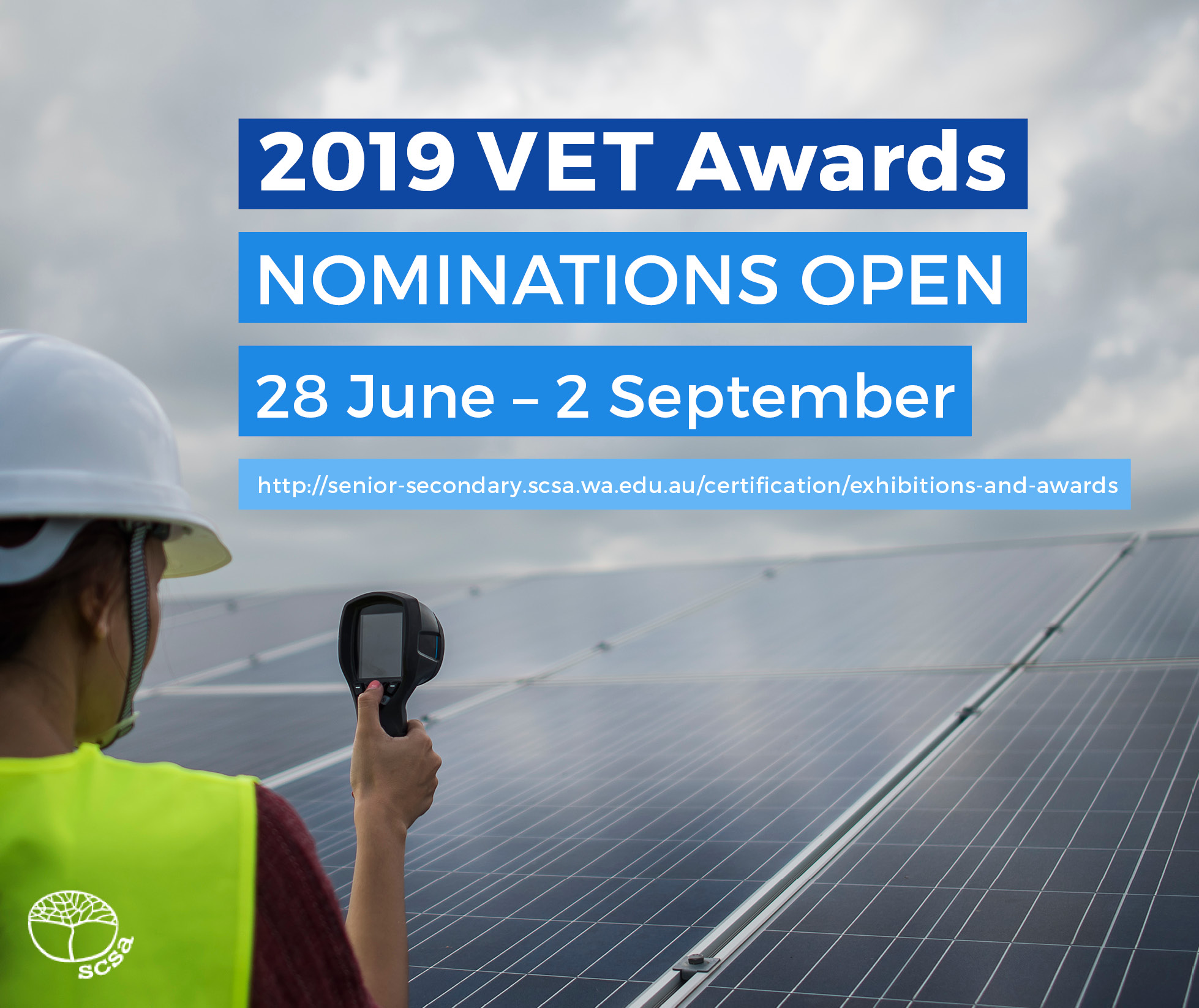 2019 vet awards nominations open 28 june to 2 september